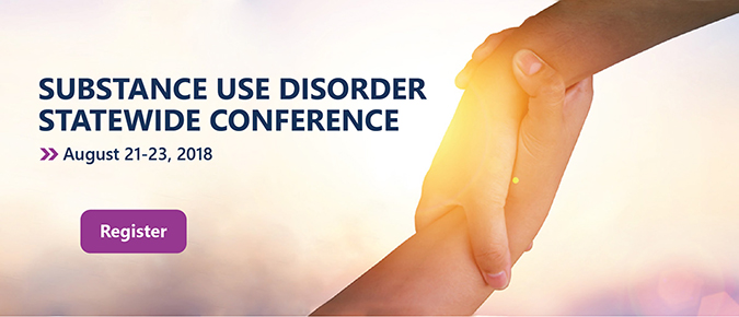 Substance Use Disorder Statewide Conference