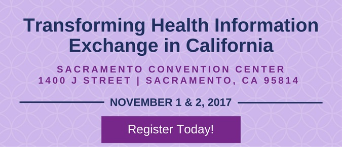 Transforming Health Information Exchange in California